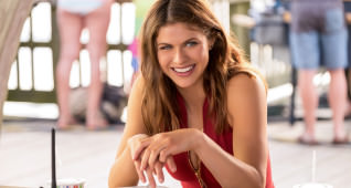 Alexandra Daddario as Summer in the film BAYWATCH by by Paramount Pictures, Montecito Picture Company, FlynnPicture Co., and Fremantle Productions