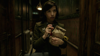 Sally Hawkins in the film THE SHAPE OF WATER. Photo courtesy of Fox Searchlight Pictures. © 2017 Twentieth Century Fox Film Corporation All Rights Reserved
