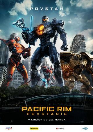 Pacific Rim_Povstanie