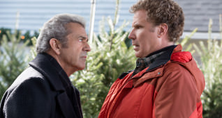 Mel Gibson plays Kurt and Will Ferrell plays Brad in Daddy's Home 2 from Paramount Pictures.