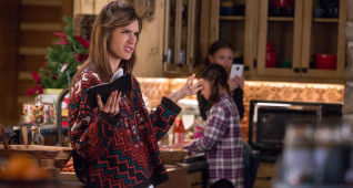 Alessandra Ambrosio plays Karen in Daddy's Home 2 from Paramount Pictures.