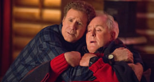 Will Ferrell plays Brad and John Lithgow plays Don in Daddy's Home 2 from Paramount Pictures.