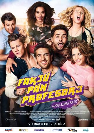 Fakjú pán Profesor 3