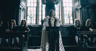 """Olivia Colman stars in Fox Searchlight Pictures' """"THE FAVOURITE."""""""